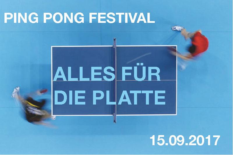 PING PONG FESTIVAL