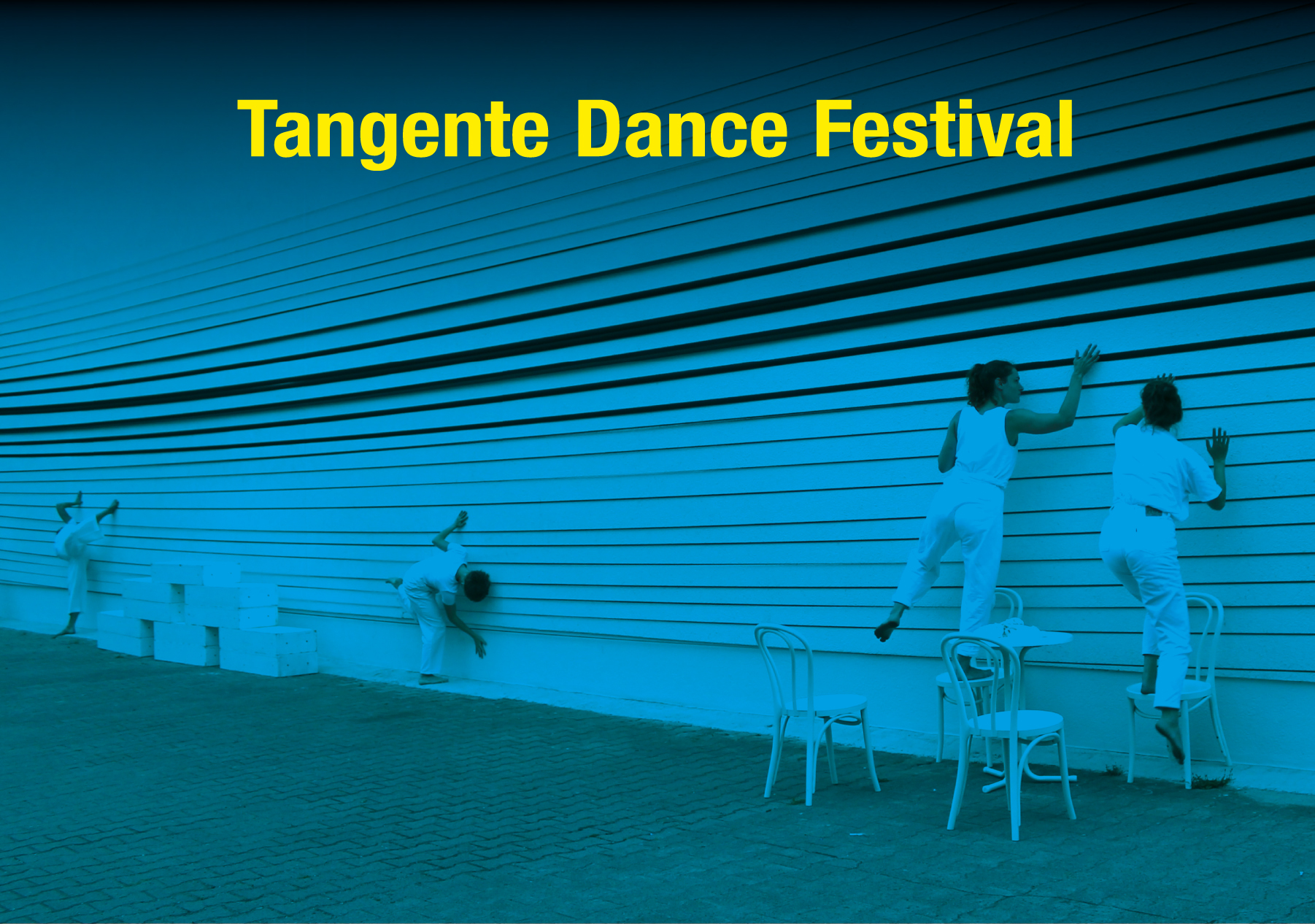 Tangente Dance Festival Titel