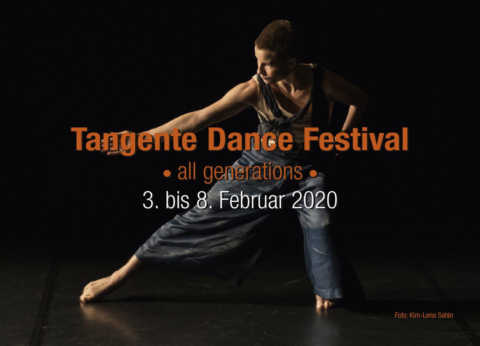 Tangente Dance Festival 2020
