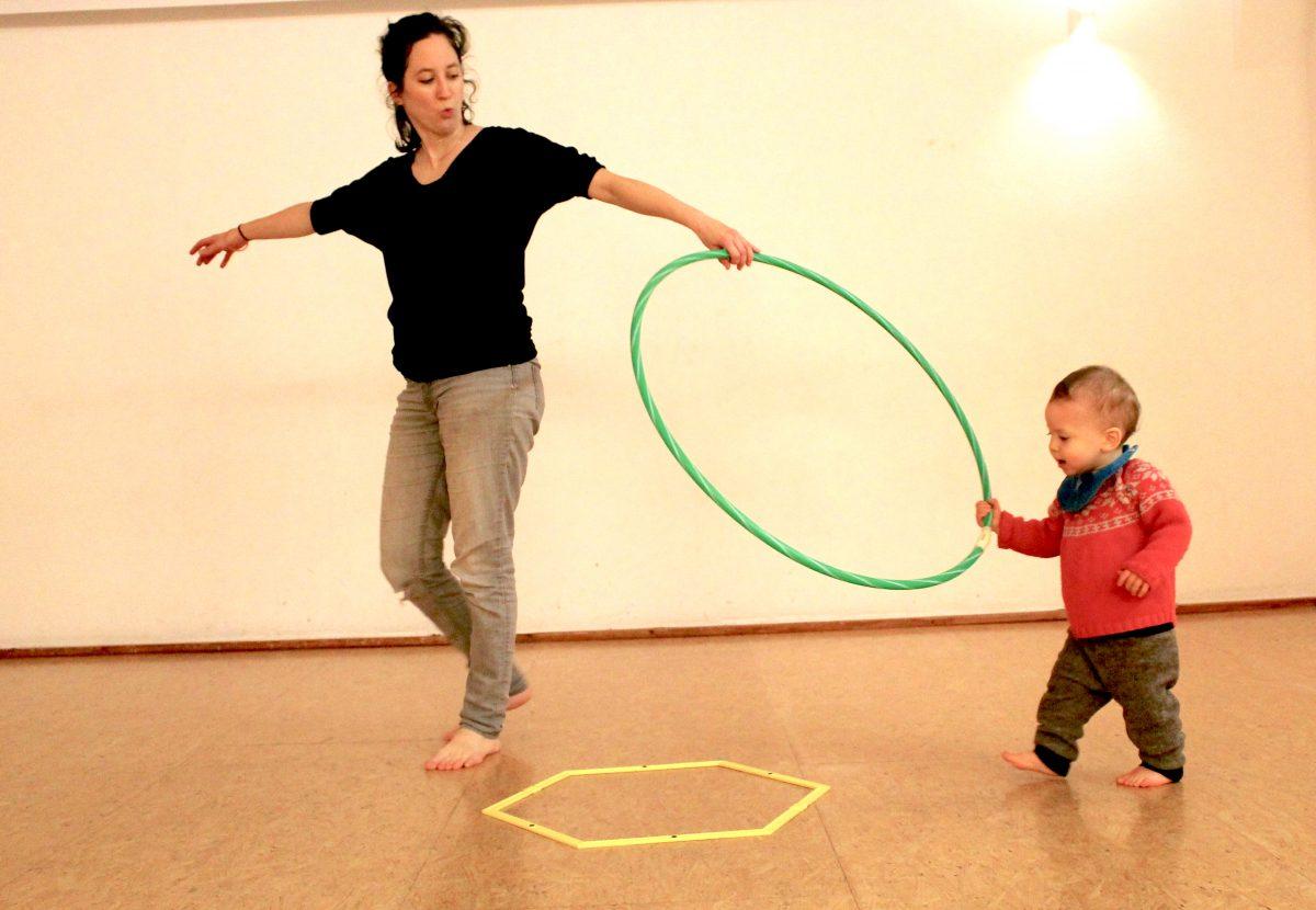 Eltern Kind Tanzen 1