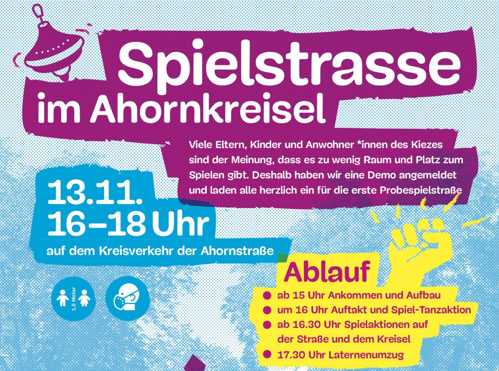 Spielstraße_Ahornkreisel_Karte