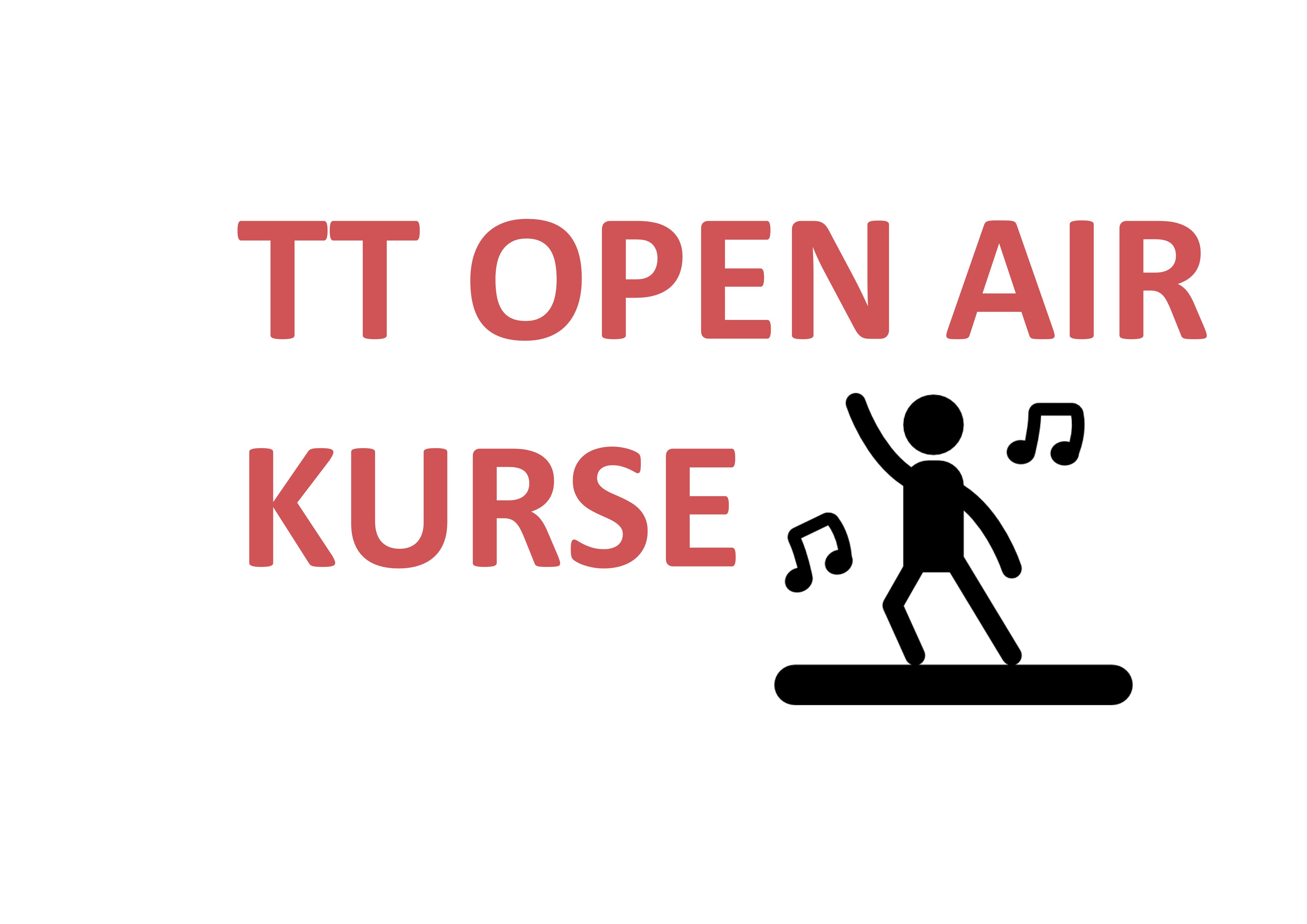 Open Air Kurse